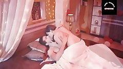 Bollywood Actress Kangna Sharma Riding on Dick – Hd Video