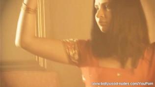 Erotic Sensual Dance of Bollywood, India