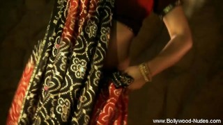 Making The Indian Girl Dance For You So Erotic